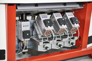 Masina automata de frezat gresie, faianta, placi 320cm, 8.1kW, LAB J45, 400V - Raimondi-379J45V400