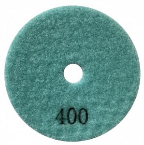 Paduri / dischete diamantate pt. slefuire uscata #400 Ø125mm - DXDY.DRYPAD.125.0400