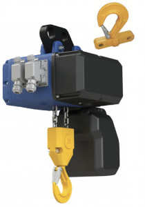 Electropalan 1 CLF-E, 1000kg (viteza 1-4 m/min) - Podem