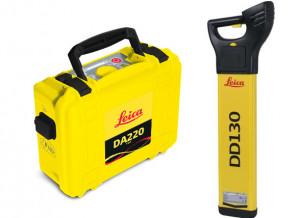 Localizator Utilitati DD130 (50Hz), pachet adancime - Leica-6014156