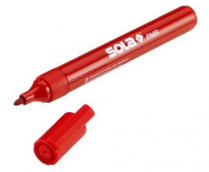 Marker permanent, rosu PMR - Sola-66082120