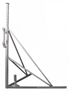 Trepied pt. fixare in exterior - inaltime reglabila 2100-3400 mm pt. Electropalane IORI-MOD-D