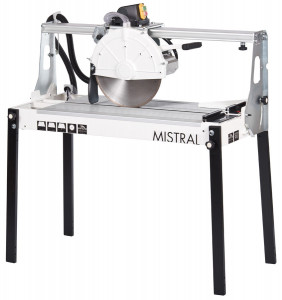 Masina de taiat gresie, faianta, placi 90cm, 2.2kW, Mistral 90 - Raimondi-224MS90EU