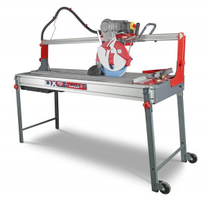 Masina de taiat materiale si placi 118.5cm, 2.2kW, DX-350-N 1000 Laser & Level ZERO DUST 230V-50 Hz. - RUBI-52905