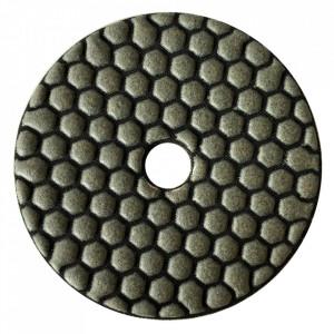 Paduri / dischete diamantate pt. slefuire uscata #BUFF Ø125mm - DXDY.DRYPAD.125.BUFF