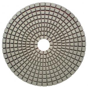 Paduri / dischete diamantate pt. slefuire uscata de pardoseli, #100 125mm - Super Premium - DXDH.25007.125.0100