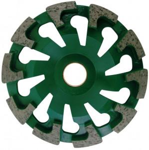Cupa diamantata pt. granit, beton - pt Protool/Festool 130x25mm Premium - DXDH.4627.130.25C