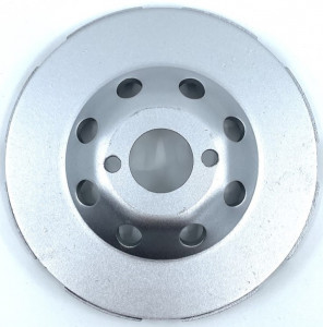 Cupa diamantata rand dublu diamant - Beton/Abrazive 125x22.2mm Profesional Standard - DXDY.SDCC.125