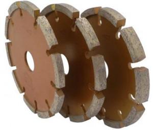 Disc DiamantatExpert pt. Rosturi de dilatare in beton 125x6x22.2 (mm) Profesional Standard - DXDH.5207.125.06