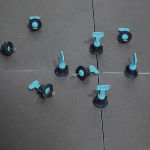 Distantieri Clips Autonivelare 1,5mm REUTILIZABILI - BIHUI-TSS100