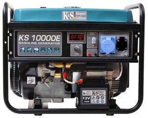 Generator de curent 8 kW benzina PRO - Konner & Sohnen - KS-10000E