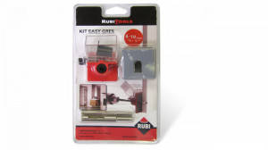 Kit carote diamantate EasyGres 6, 10mm, 2 buc. - RUBI-4919