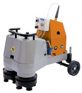 Masina pt. slefuire si polisare pardoseala din marmura, 330mm, 7.5 kW, Pantera 2T - Mondial