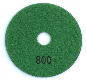 Paduri / dischete diamantate pt. polish uscat #800 125mm Super Premium - DXDH.24007.125.0800