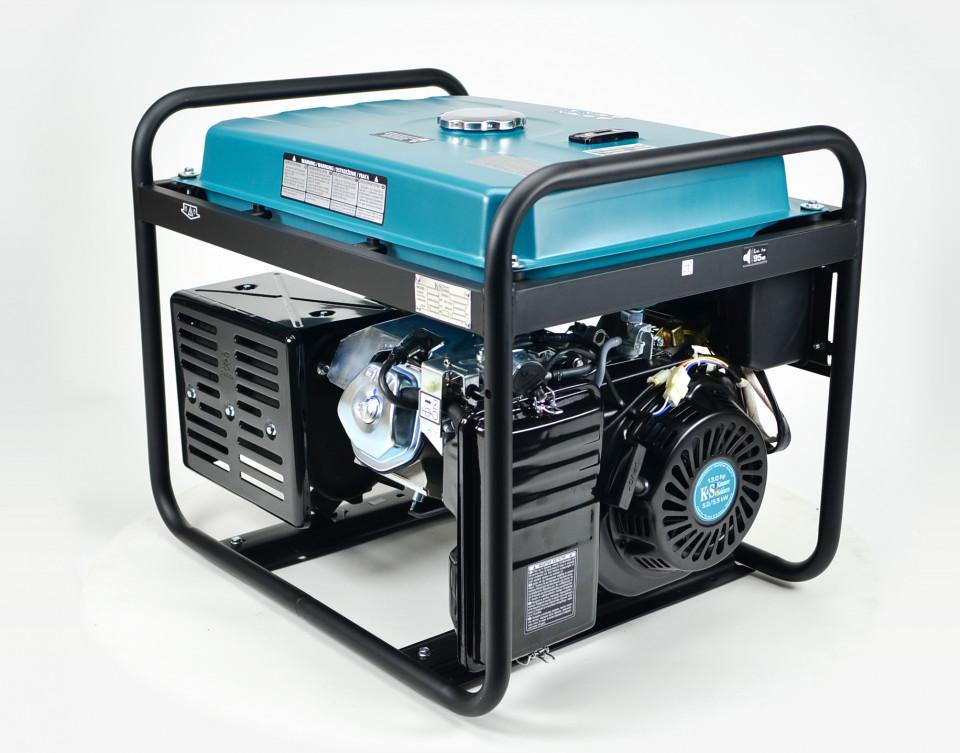 Generator de curent 5.5 kW benzina PRO - Konner & Sohnen - KS-7000E-ATS