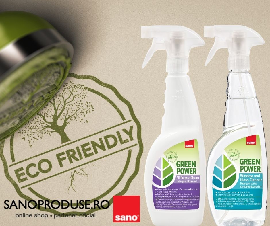 Sano Green Power Eco-Friendly