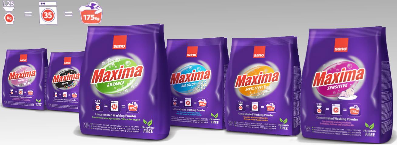 Sano Maxima 1.25kg