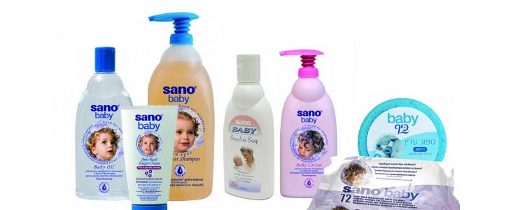 banner Sano Baby
