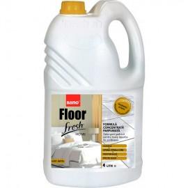 Detergent pardoseli concentrat Sano Floor Fresh Home Luxury Hotel 4L