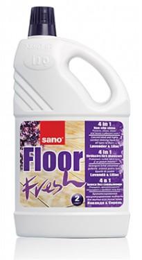 Poze Detergent pardoseli Sano Floor Fresh Liliac 2L