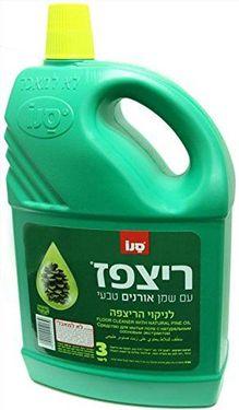 Detergent pardoseli universal cu ulei natural de pin Sano Ritzpaz Floor Cleaner 3L