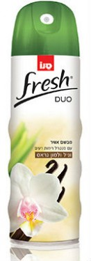 Odorizant de camera Sano Fresh Duo Vanilla Lemon Grass 300ml
