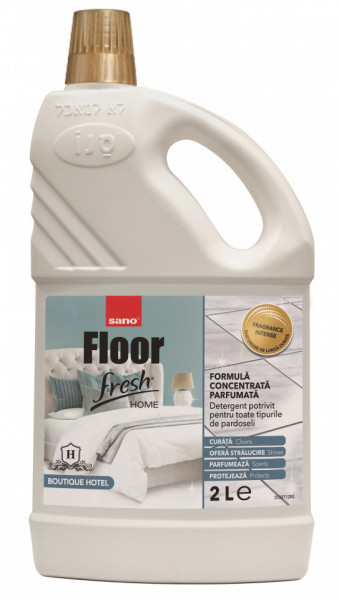 Detergent pardoseli Sano Floor Fresh Home Boutique Hotel 2L