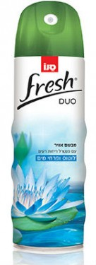 Odorizant de camera Sano Fresh Duo Lotus 300ml