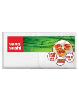 Servetele de masa Sano Sushi Soft 150buc 30x30