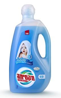 Detergent de rufe Sano Maxima Gel Baby Sensitive 3L- 60 spalari