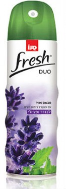 Poze Odorizant de camera Sano Fresh Duo Lavender & Patchouli 300 ml
