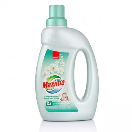 Balsam de rufe Sano Maxim Baby Aloe Vera 2L 7290005423161