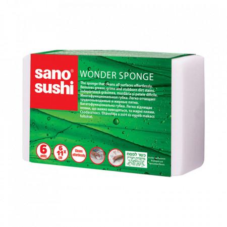 Buretele magic Sano Sushi 6buc 11x2.5cm - multi-suprafete 7290005426193
