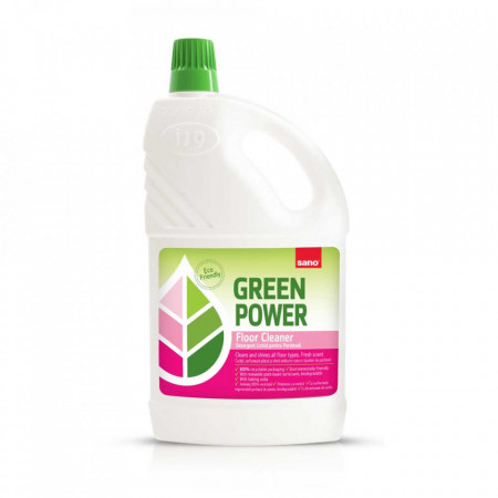 Detergent pardoseli Sano Green Power 2L 7290108351750