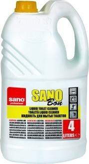 Detergent toaleta Sano Bon Liquid 4L