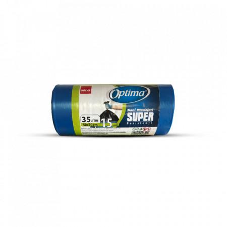 Saci menajeri 35 L albastri Sano Optima Super 7290014006522