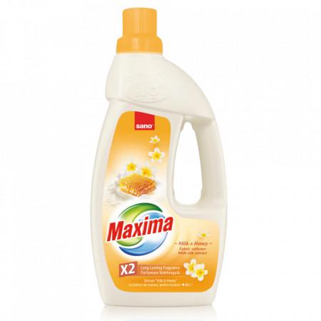 Balsam de rufe Sano Maxima Milk and Honey 4L 7290014397675