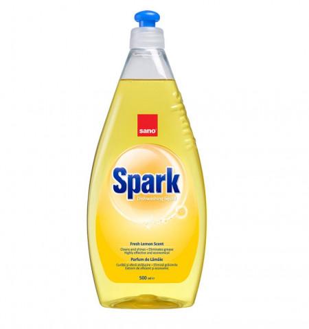 Detergent de vase Sano Spark Lamaie 500 ml 7290005425936