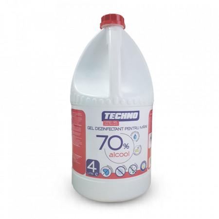 Gel dezinfectant pentru maini Sano Techno 4L 7290014007215