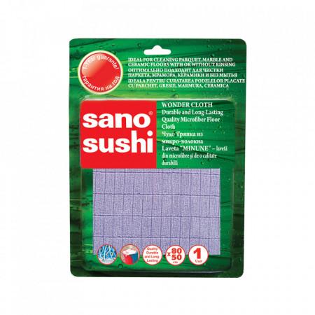 Laveta microfibra Sano Sushi 80X50 pentru pardoseli 7290005426230