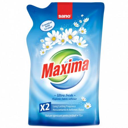 Balsam de rufe Sano Maxima Fresh 1L 7290010935420