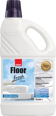 Detergent pardoseli concentrat Sano Floor Fresh Home Soap 1L