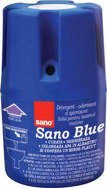Odorizant wc bazin Sano Blue 150g