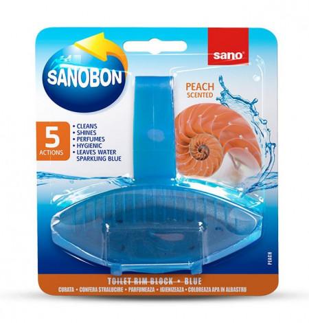Odorizant wc Sano Bon Peach 5in1