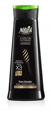 Sampon formula profesionala Natural Keratin 400ml