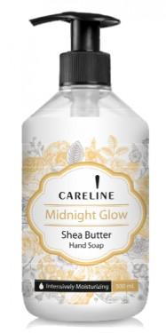 Sapun lichid cu parfum de unt shea Careline Midnight Glow - 500ml