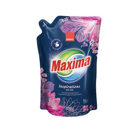 Balsam de rufe Sano Maxima Inspirations Soft Silk 1L- rezerva 7290102992065