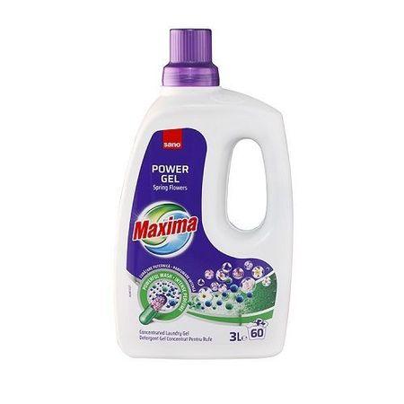 Detergent de rufe Sano Maxima Power Spring Flowers (60sp) 3L