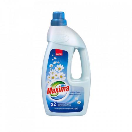 Balsam de rufe Sano Maxima Fresh 4L 7290005423734