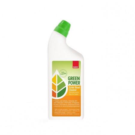 Detergent wc eco-friendly Sano Green Power 750 ml 7290108351729.jpg